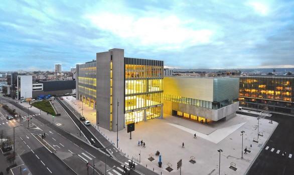 Centre Prouvé Nancy
